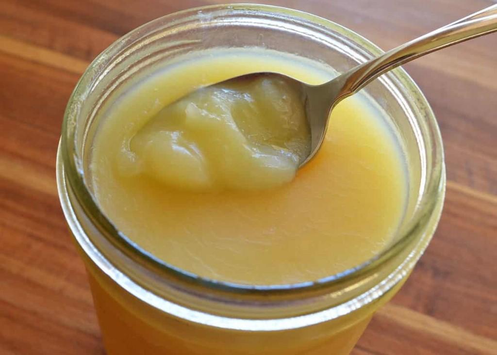 banha de galinha e mel para eliminar as rugas