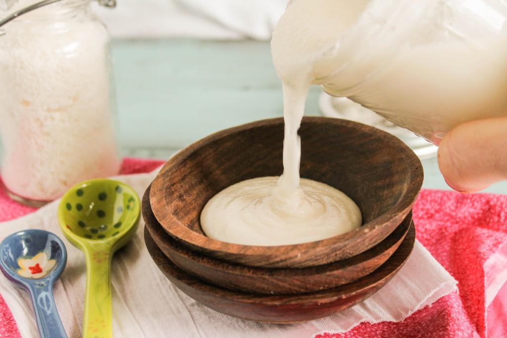 receita de banha de galinha e vinagre para acne