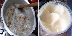 receitas de banha de galinha para garganta inflamada